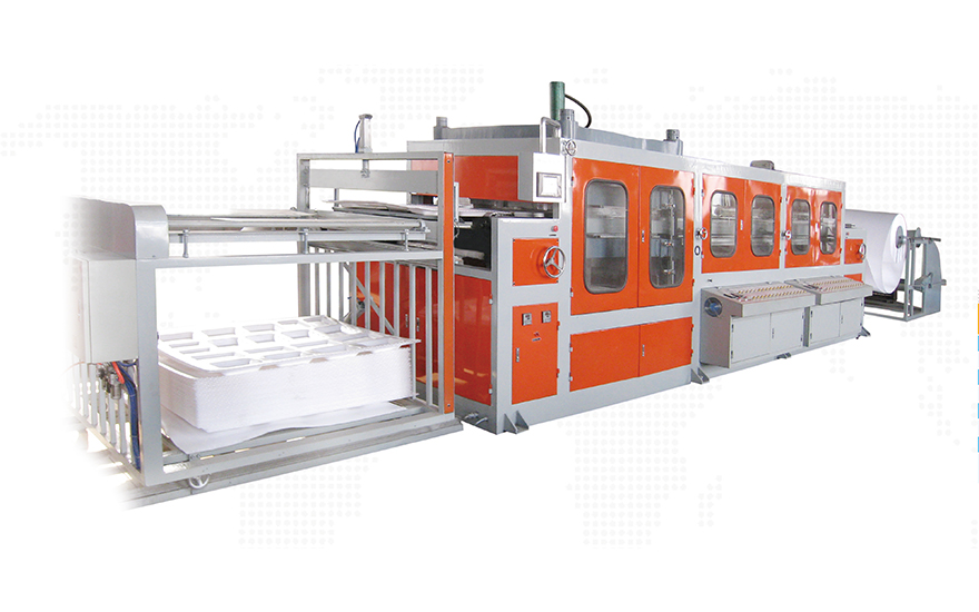 Vacuum Forming Machine