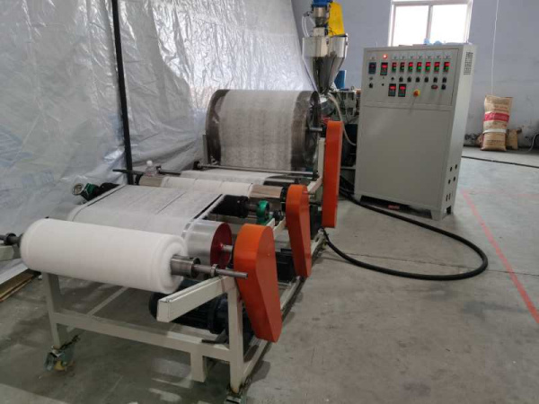 PP melt blown fabric making machine